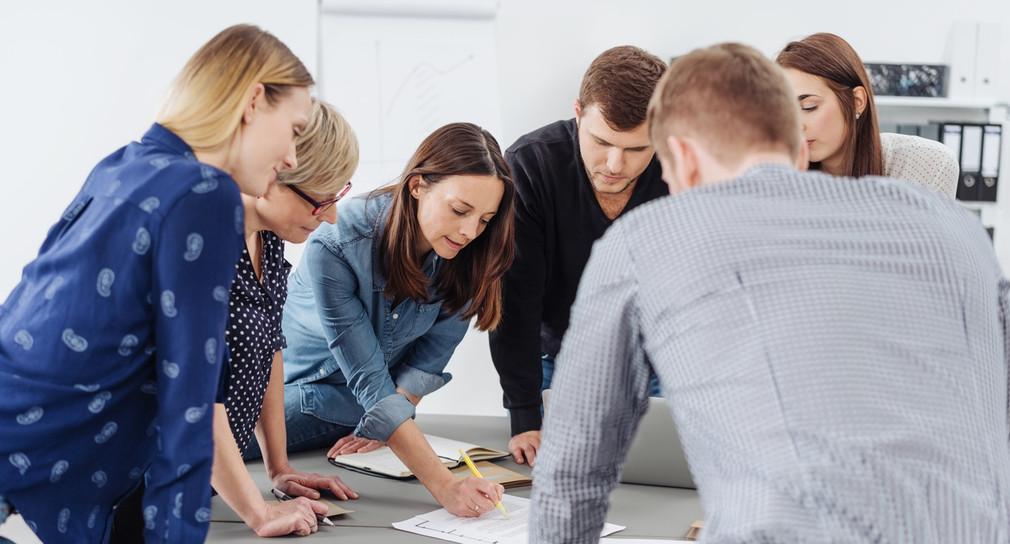 ausbildung als kauffrau für büromanagement